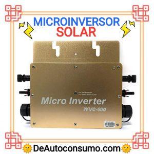 Mejor microinversor solar, que es, como funciona?