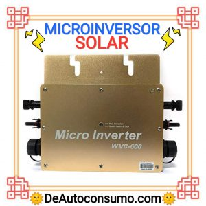 Microinversor Solar