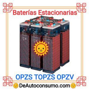 Baterías Estacionarias