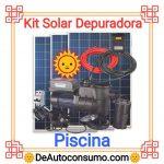 Kit Solar Depuradora Piscina Catálogo