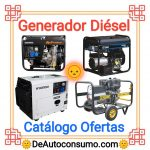 Generador Diésel Catálogo Ofertas