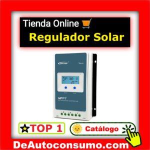 Reguladores Fotovoltaicos Solares MPPT PWM