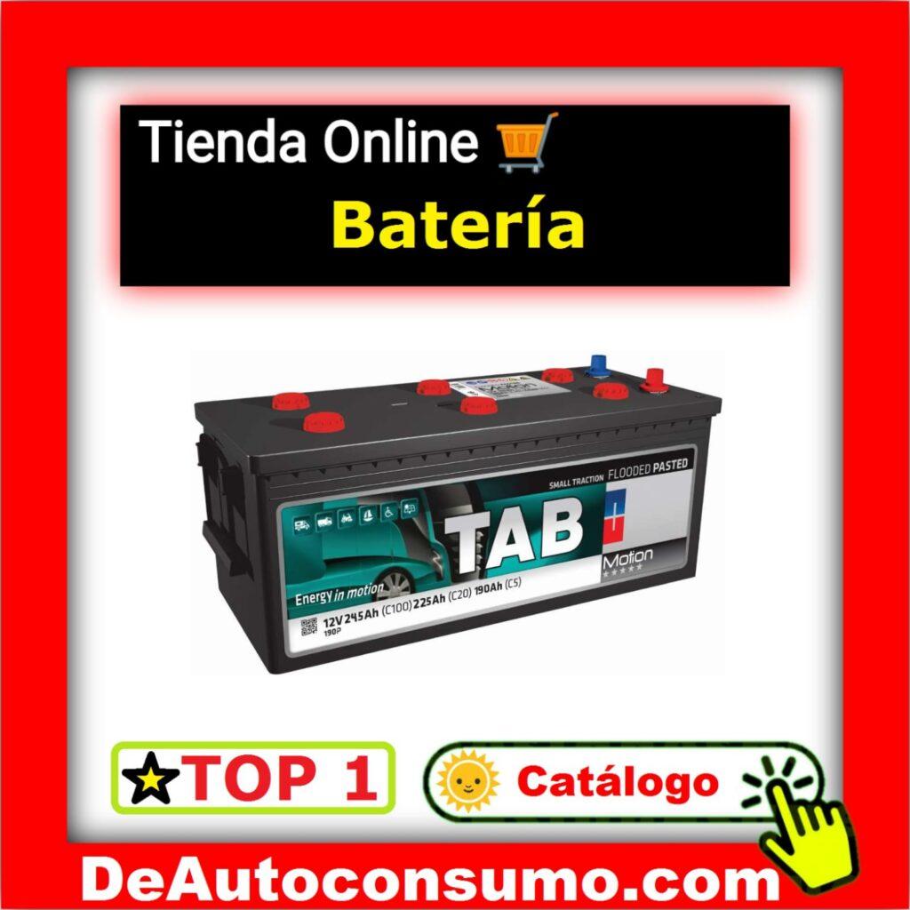 Baterías Plomo Ácido AGM Gel Litio Estacionarias