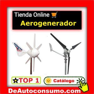 Aerogeneradores Eje Vertical Horizontal 12v 24v 48v